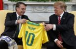 Update: Trump may offer non-NATO privileges to Brazil