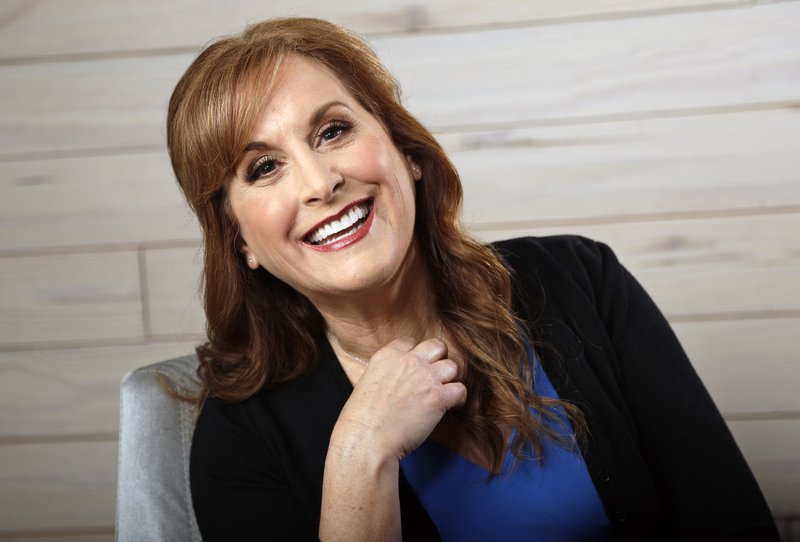 This Feb. 19, 2019, photo shows Jodi Benson, the voice of Ariel from the Disney animated film,