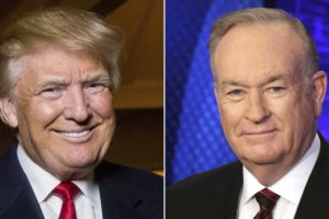 Bill O'Reilly book on Trump coming out in fall