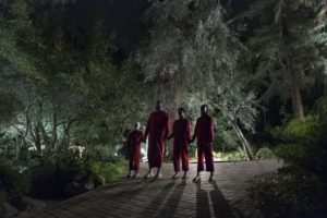 Jordan Peele dares everyone to look at the horrors of 'Us'