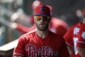 Bryce Harper aims to deliver a World Series title in Philly
