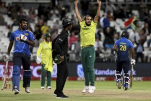 Super exciting: South Africa beats S. Lanka in Super Over