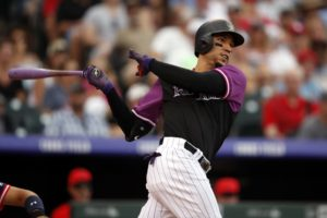 Former Rockies star Gonzalez gets new start with Indians
