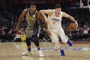 Clippers edge Pacers 115-109 at home for 1st time since 2014