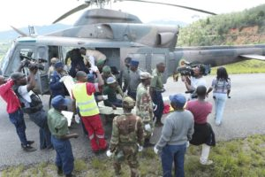 Update: Aid arriving in Zimbabwe for cyclone victims