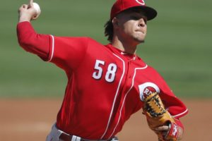 Luis Castillo to get surprise start for Reds on opening day