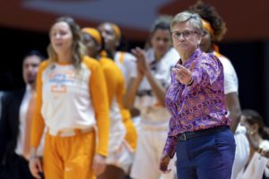 'Grateful' Lady Vols look to avoid early tourney exit