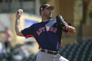 Verlander says Astros better situation than free agency