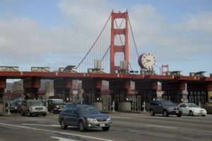 Golden Gate Bridge toll to cost nearly $10 by 2023