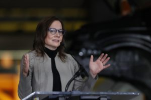 GM announces 400 jobs, $300 million investment after Trump asked 'Bring jobs home!'
