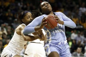 Anigwe 18 points, 22 rebounds as Cal women beat UNC 92-72