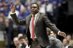 Johnson out as Alabama basketball coach after 4 seasons