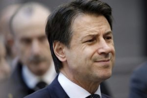 Italy's Premier Conte rules out another term in government