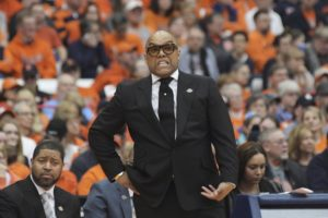 Third-seeded Syracuse goes for a second home sweep