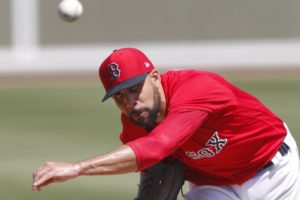Price, boosted by big October outings, aims for Bosox repeat