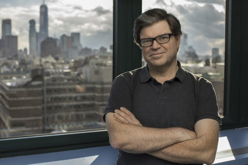This March 10, 2017, photo provided by Facebook shows Yann LeCun, a professor at New York University and chief artificial intelligence scientist at Facebook. (Facebook via AP)