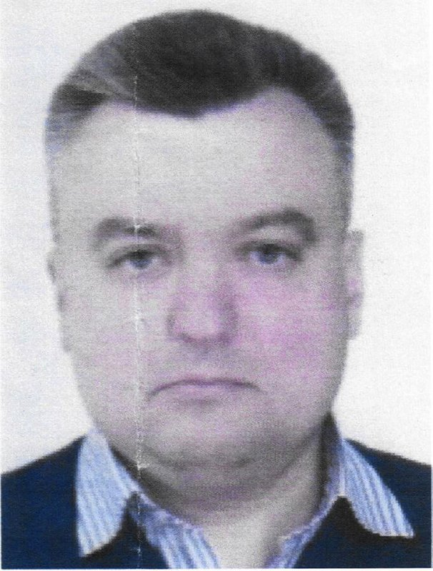 An undated handout photo obtained by The Associated Press from an intelligence report from a European service of a man identified as Yevgeny Umerenko. (Photo via AP)