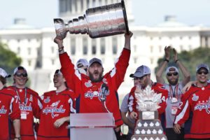 Source: Cup champion Capitals to visit White House