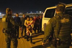 CBP: 300 percent increase of family units arrested against 2018