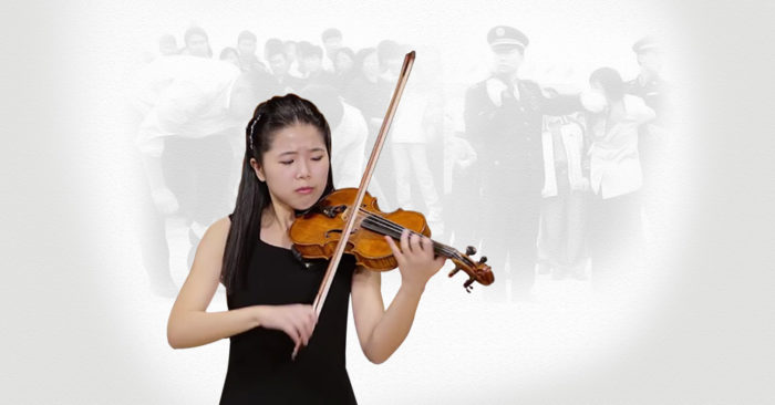 Tragic past of a renowned violinist – Fiona Zheng