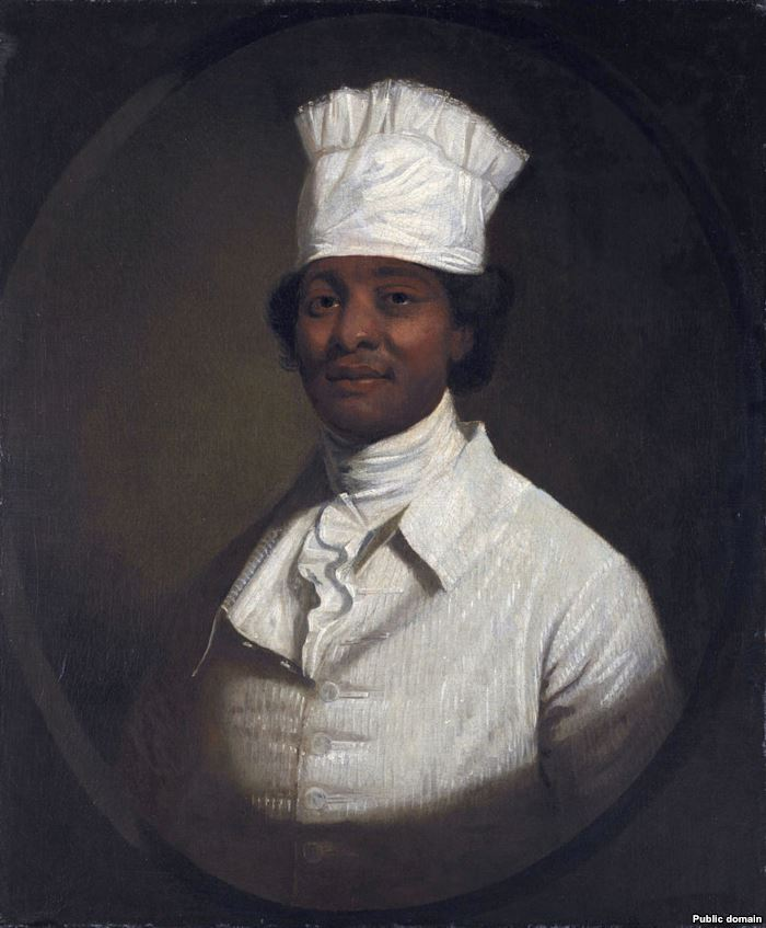 Hercules, George Washington's head cook in the 1780s, escaped while in Ph