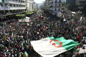 Large protests continue across Algeria for 4th Friday