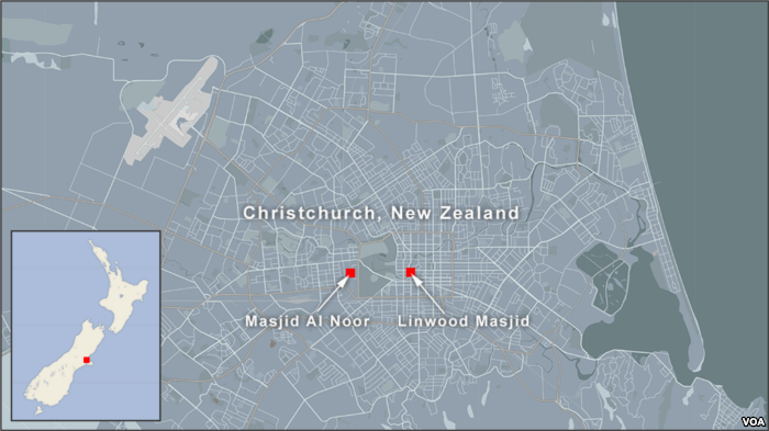 New Zealand Arrests Suspects Linked to Mosque Attacks  0