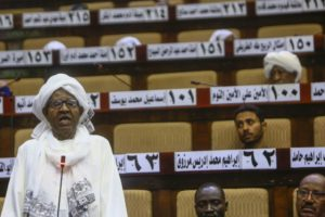 Sudan's government crackdown on protest stirs concern