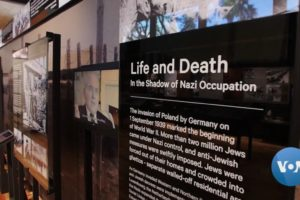 Survivors share stories at new Holocaust, genocide center in South Africa
