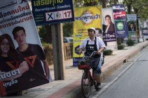 Thais head to polls for first vote since 2014 military coup
