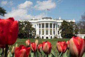 White House opens for Spring Garden Tours in April