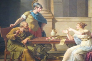 Socrates in love: how the ideas of this woman are at the root of Western philosophy