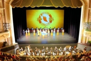 Audiences inspired by the beauty and energy of Shen Yun performances