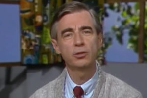 No, Mr. Rogers isn't responsible for the entitlement culture
