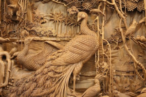 Traditional essence: Wood carving – the pinnacle of fine detail sculpture