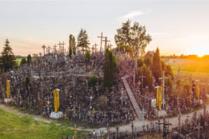 'The Hill of Crosses' – A place where you can revive your truest beliefs