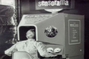 How could there have been Virtual Reality (VR) all the way back in the 1960s?