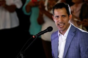 Venezuelan opposition leader: Russia, China do not back Maduro