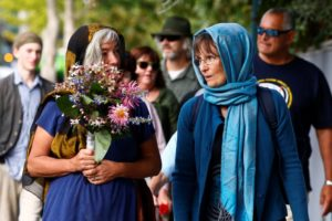 Vigils against racism held in New Zealand