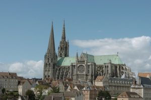Chartres cathedral: an eternal place