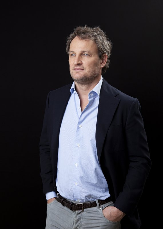 This March 19, 2019 file photo shows Jason Clarke posing for a portrait to promote her film