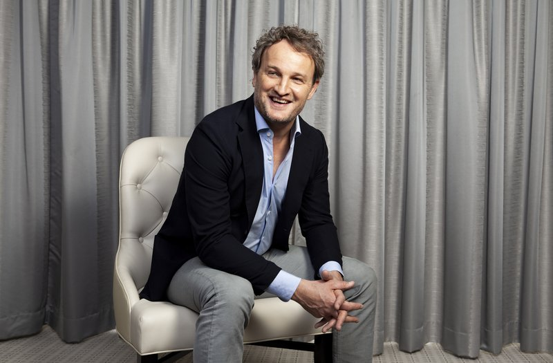 This March 19, 2019 file photo shows Jason Clarke posing for a portrait to promote his film