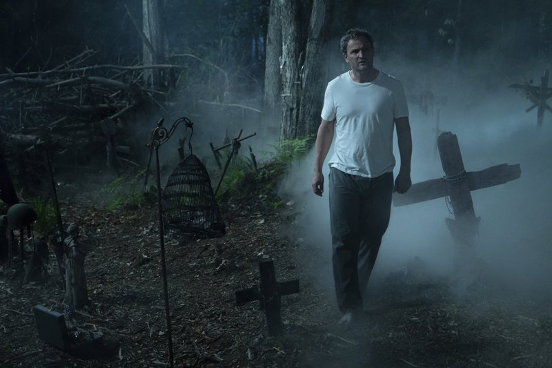 This image released by Paramount Pictures shows Jason Clarke in a scene from