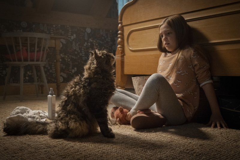 This image released by Paramount Pictures shows Jeté Laurence in a scene from