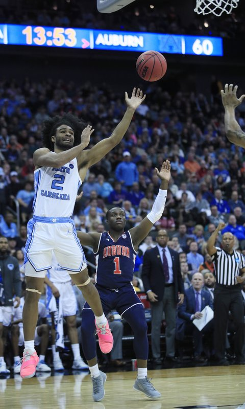 Unc Freshman Coby White Declares For Nba Draft Thebl Com