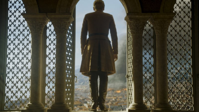 This image released by HBO shows Dean-Charles Chapman portraying Tommen Baratheon in a scene from