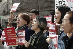South Korean court orders easing of abortion ban