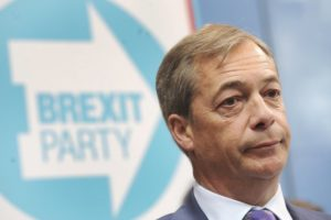 UK's anti-EU Brexit Party launches EU election campaign