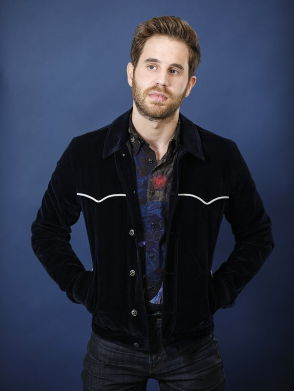 In this March 28, 2019 photo, Ben Platt poses for a portrait in New York to promote his debut album