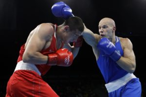 Boxing's new leader steps into fight to keep Olympic status